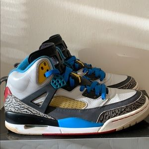 """Air Jordan Spiz'ike """"Bordeaux"""" sz.9"""